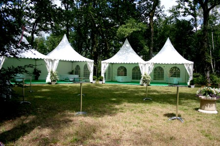Gardens, tentes pliantes